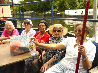 Monday Club boat trip