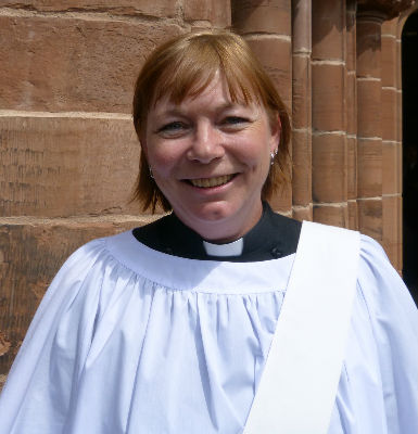 Revd. Mandy Jones