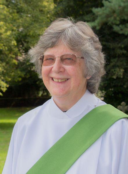 Revd. Mary Edwards