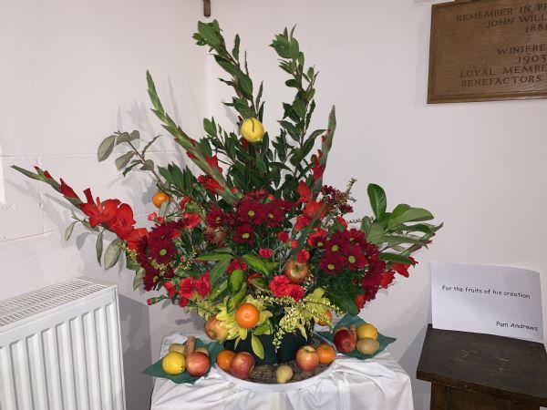 Harvest Flowers 33