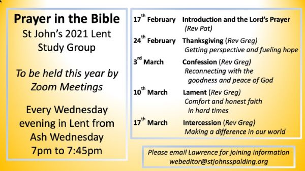 Lent Group Publicity