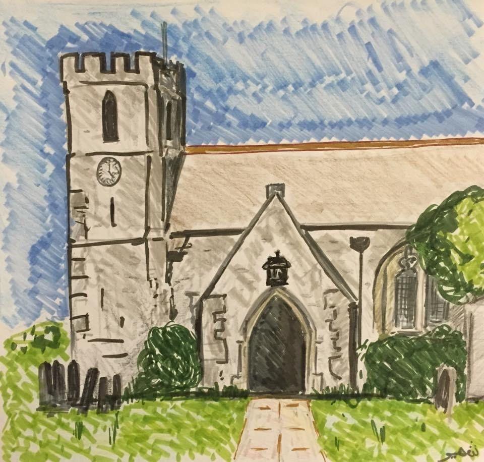 Amie Aivah church