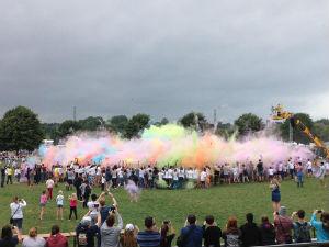 colour chaos