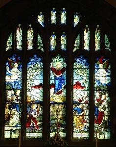 Barnard Castle - East Window
