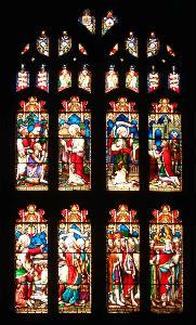 Barnard Castle - West Window