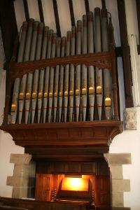 Whorlton Organ