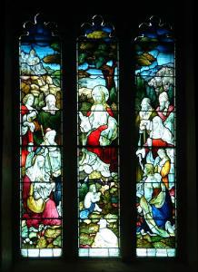Barnard Castle - South Wall Window