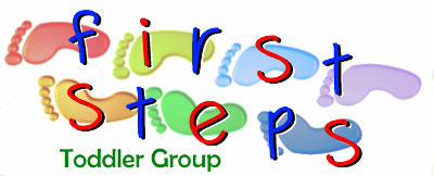 First Steps Toddler Group Logo