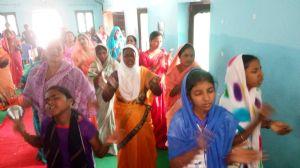 Jezreel India Church service