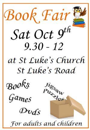 Book fair poster Oct 21