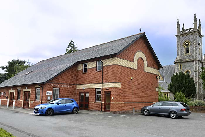 Earley St Peter's church hall