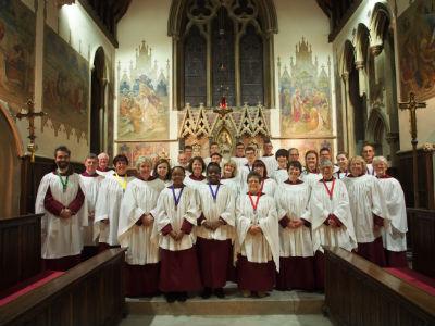 ESP Church Choir 201712