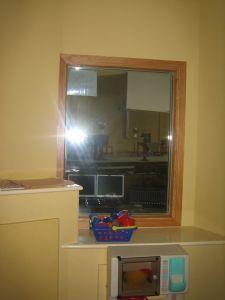 Creche window