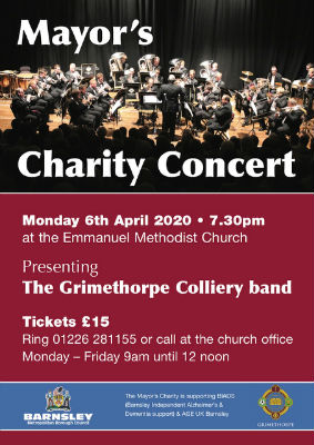 Mayors Charity Concert