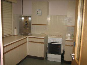 Lower Hall Kitchen