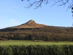Phoot of Roseberry topping