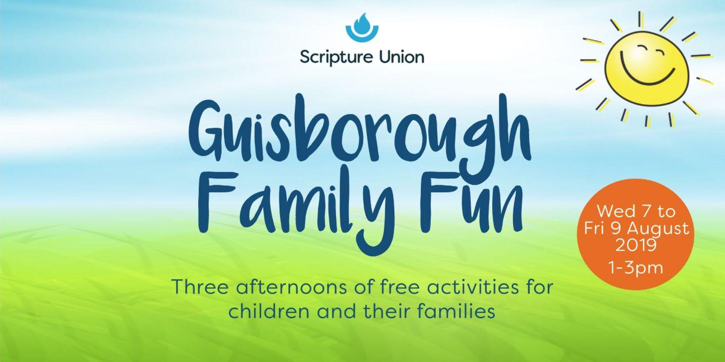 Family Fun Flyer
