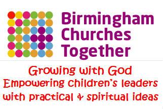 children resources Birmingham churches