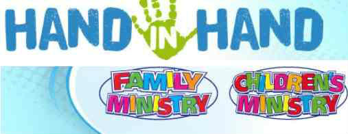 childrens ministry hand in hand