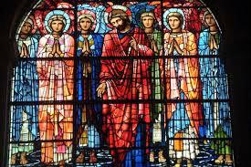 Birmingham Cathedral Window