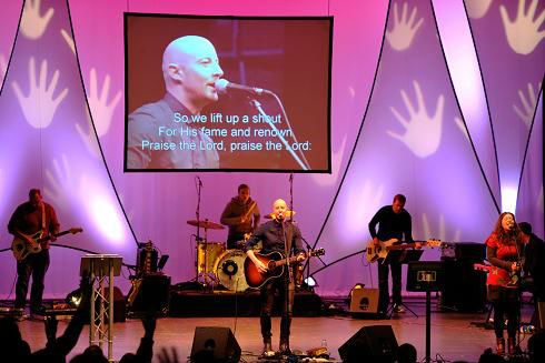 child youth ministry worship