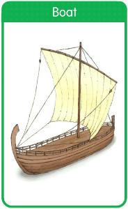 new testament fishing boat