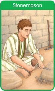 Bible stonemason