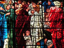 Stained glass window Birmingham