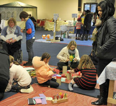 messy church hand in hand conference
