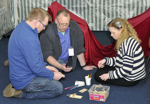 messy church hand in hand conference 2015