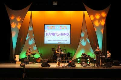 childrens ministry conference main stage