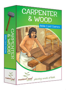 Bible games on jobs and people