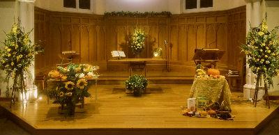 Church at Harvest