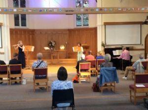 Arminian Ensemble Concert Sept 20