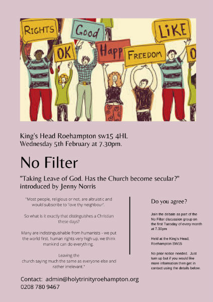 No Filter February