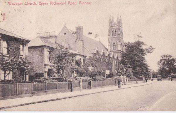 PMC 19th Century postcard