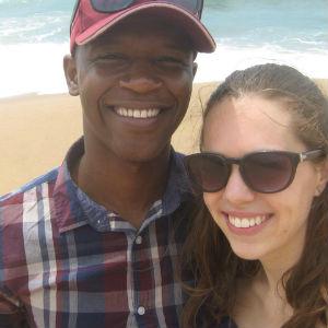 Sthembiso and Nikki