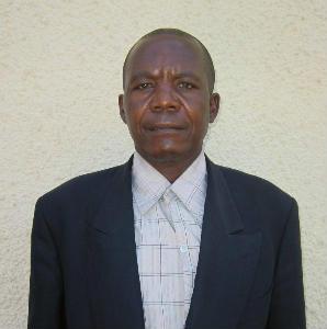 Pastor Basole of Grace Church Lwensamya