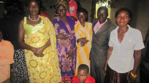 Kiregesa race Church 2014