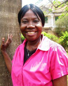 Profile photo pastor Margaret