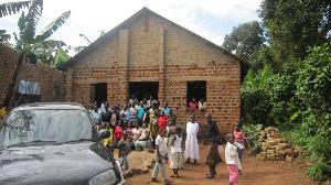 Nakaseeta church building