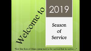 Season of Service 2019