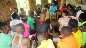 Nakaseeta youth group