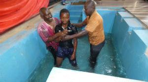 MOCUF Mass Baptism 22 April 2019.
