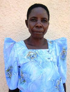 Pricilla of Grace Church Nakasete