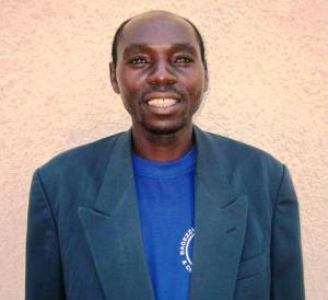 Pastor Mitwe of of Grace Church Kyamukona