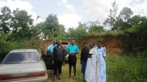 Nakaseeta baptism August  2013