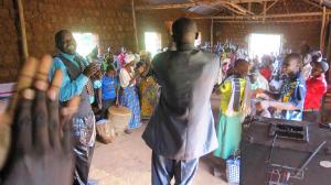 LwensambyaChurch April 2012