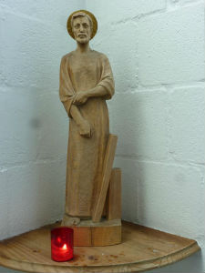 Joseph Statue