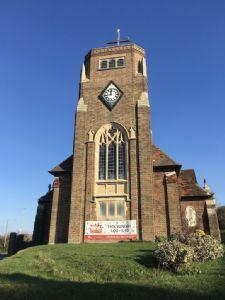 st ethelburga's church